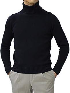 ZANONE ザノーネ ウール ミドルゲージ(5G) ニット タートルネック セーター