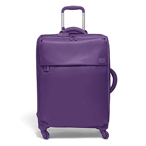 Lipault - Original Plume Spinner 72/26 Luggage - Large Suitcase Rolling Bag for Women - Light Plum