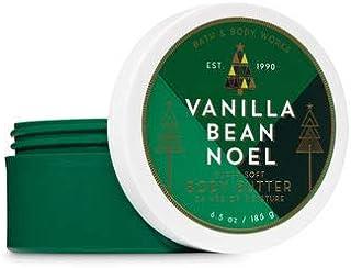 【Bath&Body Works/バス&ボディワークス】 ボディバター バニラビーンノエル Body Butter Vanilla Bean Noel 6.5 oz / 185 g [並行輸入品]