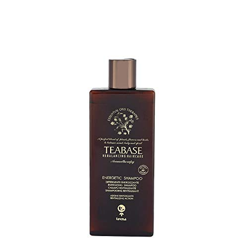 Tecna Teabase aromatherapy Energetic shampoo 250ml - shampoo quotidiano riequilibrante