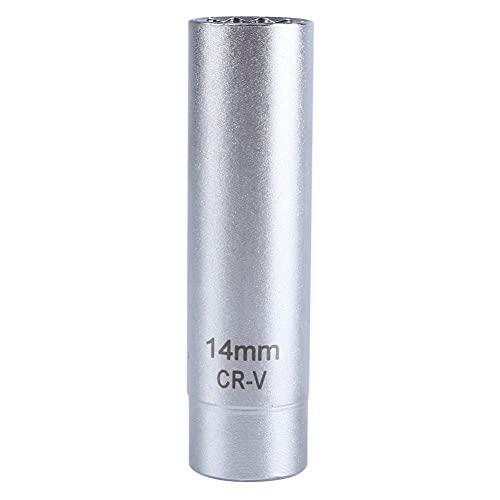 Título: 14 mm, alta visibilidad, 3/8', enchufe de pulido para bujía, extracción magnética, impulsor A6032