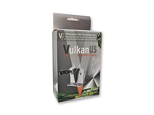 Original Vulkanus Ersatzschleifstäbe Messerschärfer Professional / Classic / VG2