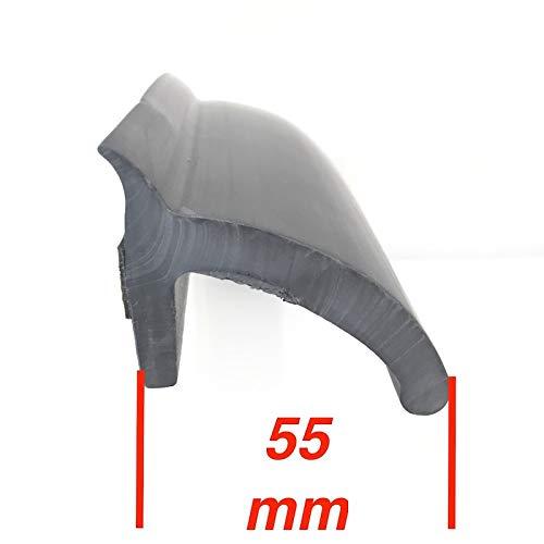Kotflügelverbreiterung TREKFINDER universal: 1 Stück / 55 mm breit / 300 cm/Seitenmontage