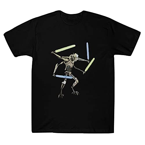 Star Wars Cotton T-Shirt Simple and Practical Oversized T-Shirt for Men and Women Suitable for Spring, Summer and Autumn