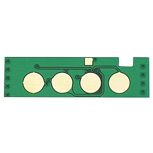 Chip de tóner para Samsung Xpress SL-C430 C430W C433W SL-C480 C480FN C480FW C480W SL-C482FW C482W SL-483 C483W C483FW SL-C480W 404S (Color : M Dom(XAA XAZ XAC))