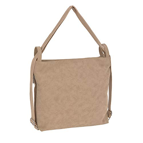 LÄSSIG Baby Wickeltasche inkl. Accessoires/Tender Conversion Bag camel