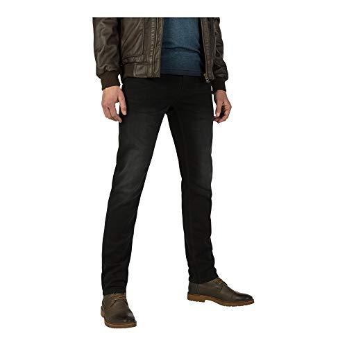PME Legend Herren Jeans Nightflight Slim Fit schwarz (15) 33/30