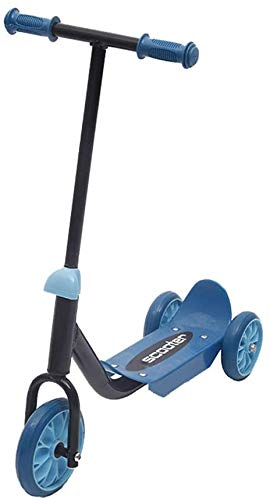 HFJKD Driewielige verstelbare scooter Kinderen Drie-in-één Gladde auto Sport Fitness Scooters Kinderwandelaar