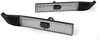 DEPO Crystal Clear Front Bumper Side Markers Set FIT FOR 1991-1995 TOYOTA MR2 / MR-2 SW20