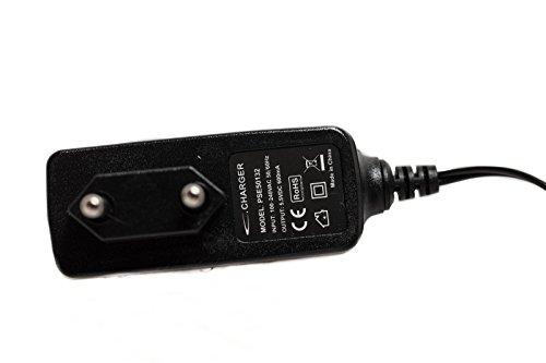 daniplus Chargeur pour aspirateur de fenêtre Kärcher WV 2, WV 5