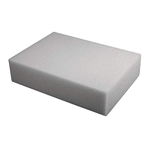 Rayher 53565000 Schaumstoff-Zuschnitt z. Trockenfilzen, 210x148x50mm