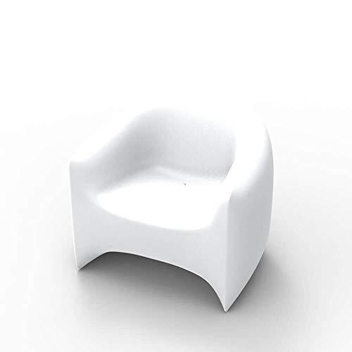 Vondom Blow fauteuil pour l'extérieur noir