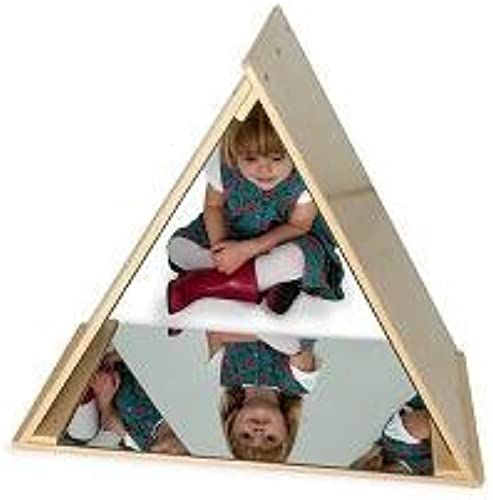 Whitney Brothers Triangle Mirror Tent by Whitney Brothers