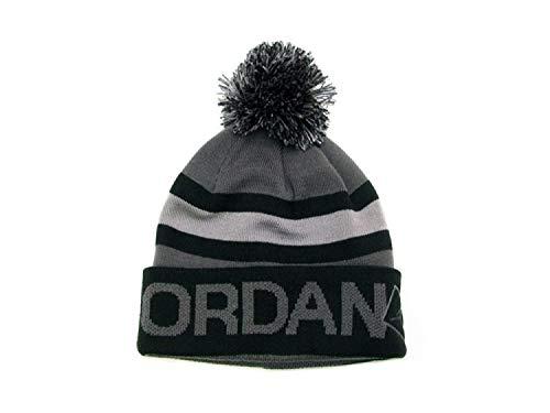 Nike Jordan Boys Winter Cuffed Beanie Size : 8/20