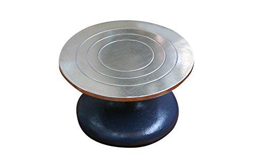 TRISTAR Tournette de table en acier 18 cm Bleu/Chrome