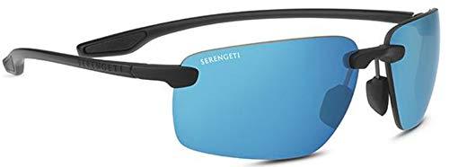 SERENGETI ERICE 8957 Gafas de sol Unisex Negro mate