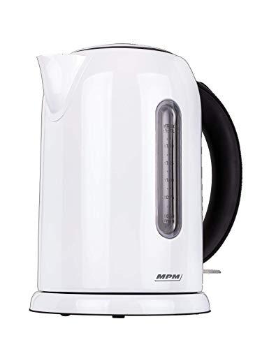 MPM mcz-49 chauffe eau, 1.7 l, acier inoxydable, blanc
