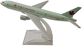 16cm Boeing B777 Air Canada Metal Airplane Model Airplane Toy Aircraft Model