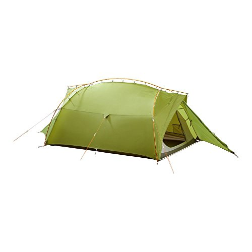 VAUDE 3-personen-zelt Mark L 3P, avocado, one size, 128374510