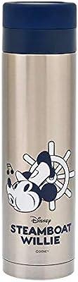 Disney【SHIPS】 保冷/保温 ステンレス ボトル マグボトル 300ml 蒸気船ウィリー ミッキー ディズニーストア