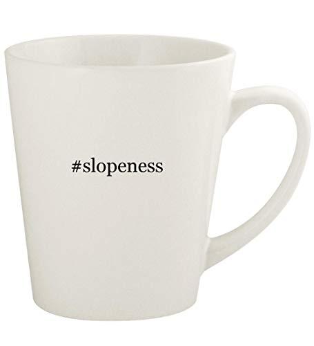 Plenty More slopeness - 12oz Latte Coffee Mug Cup