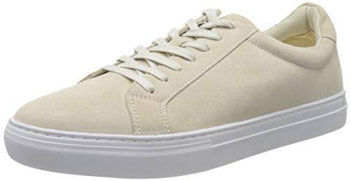 Vagabond Herren Paul Sneaker, Weiß (Offwhite 02), 44 EU