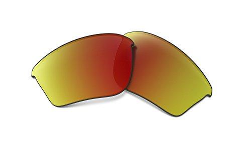 Oakley RL-Half-Jacket-2.0-XL-35 Lentes de reemplazo para Gafas de Sol, Multicolor, 55 Unisex Adulto