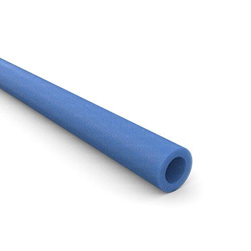 Ampel 24 Stangenschutz für Trampolin Netzpfosten, Schaumstoffrolle blau, Gartentrampolin Schaumrolle einzeln kombinierbar