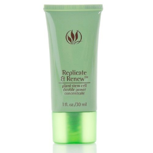 Serious Skin Care Replicate & Renew Plant Stem Cell Double Power Concentrate 1 Oz Sealed Tube