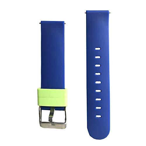 AUPALLA - Cinturino di Ricambio per Bambini Activity Tracker Generation II, Blu