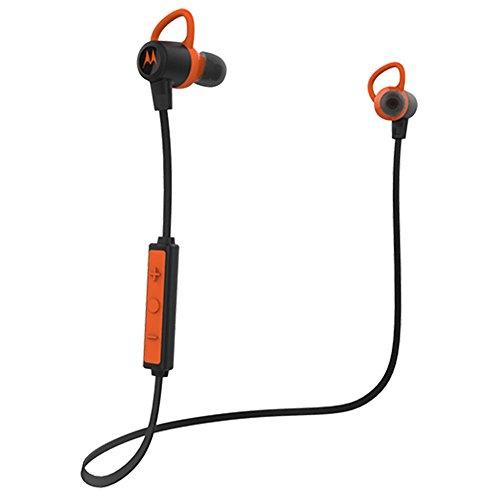 Verve Loop+ by Motorola - Wireless Stereo Bluetooth In-Ear Kopfhörer - IP57 Wasserresistent, mit Alexa-Integration