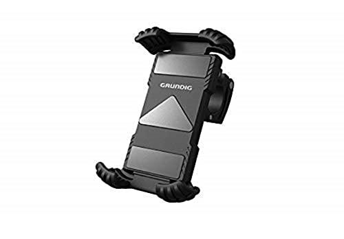 GRUNDIG Fahrrad Handyhalterung, 360° Verstellbare Motorrad Handyhalterung , Universal Handy Fahrradhalterung für 4.7-6.8 Zoll Smartphone