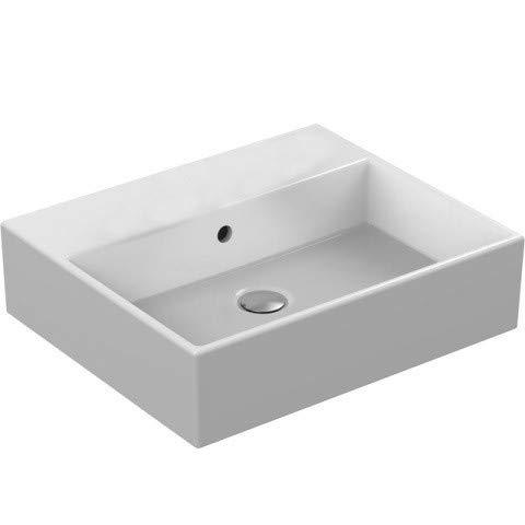Ideal Standard Waschtisch Strada, ohne Hahnloch, 500x420x145mm, Weiß, K081501