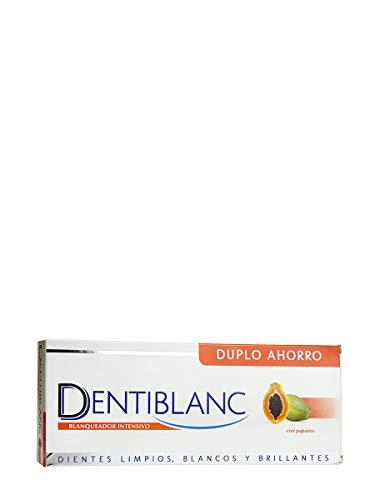 VIÑAS LABORATORIOS DENTIBLANC Duplo Pasta Blanqueadora 2x100 ml