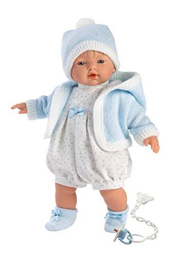 Llorens- Roberto Muñeca para bebé (33295)