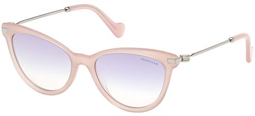 Moncler ML0080 Pink/Blue Shaded 54/17/140 Unisex Sonnenbrillen