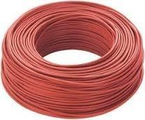 ICEL 00007405102 Filo elettrico N07V-K sezione 1,5mm² ROSSO matassa da 100 mt