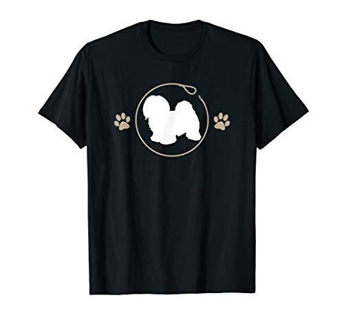 Bolonka Zwetna Hunde Herrchen Frauchen T-Shirt