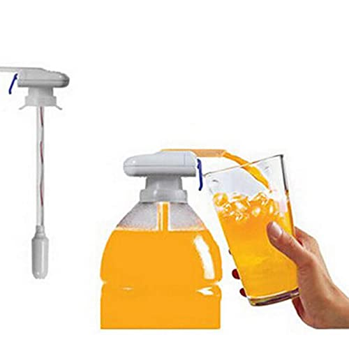 ZQY Automatic Drink Dispenser, Magic Electric Tap, for Milk Juice Beer Spill Proof as seen on for Home Kitchen Party Wedding Outdoor(2 Pack)