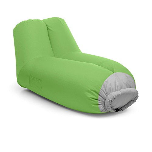 Blumfeldt Airlounge - Sofá Inflable, Sofá Hinchable, Camping ...
