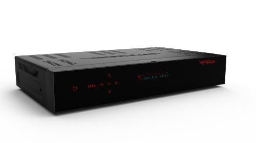 Vantage HD 7100 S DVB-S HDTV Satellitenreceiver mit eSATA Anschluss