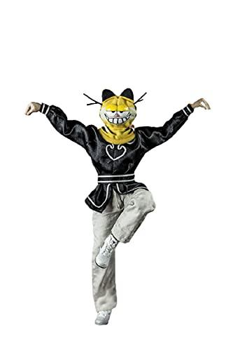 [AC] MiVi MV-033 1/6 映画 アニメ ゲーム キャラクター 周星星 破壊の王 アクションフィギュア ダブルの素体とヘッド 目出し帽 服装セット 大刀 双錘 さい銭箱 交換手パーツ フルセット
