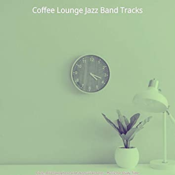 Flute, Alto Saxophone and Jazz Guitar Solos - Music for Study Time