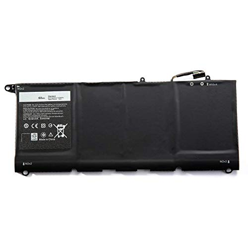 ASKC 60Wh PW23Y Laptop Battery for Dell XPS 13 9360 13-9360-D1605G 13-9360-D1605T 13-9360-D1505G 13-9360-D1609 13-9360-D1609G 13-9360-D1705G Series RNP72 0RNP72 TP1GT 0TP1GT
