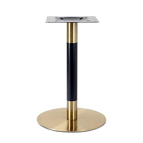 YXB RVS eettafel voet restaurant marmeren tafel poten aangepaste bar stand steun kolom gietijzeren kunst tafelpoten