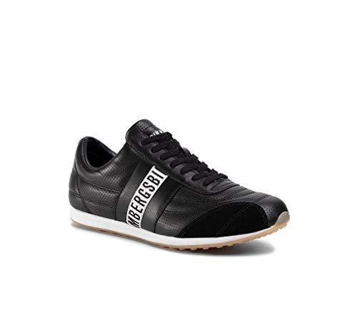 Bikkembergs Herren-Schuhe Art B4BKM0097 Schwarz Foto Größe wählbar, Schwarz - Schwarz - Größe: 42 EU