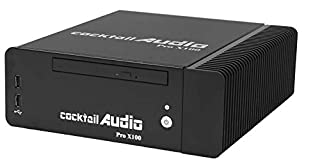 Cocktail audio Pro (X100) can be customised & # x2022; HDD/SSD: currently supporta 500GB–8TB D quad core CPU 2.0GHz Intel T & # x2022; Incremental backup & # x2022; Streaming Services playback... enqueue Structure Auto Tags all Ripped CDS includi...