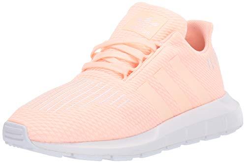 adidas Originals Unisex-Kid's Swift Running Shoe, semi Solar...