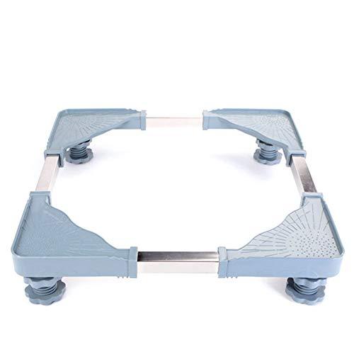 YXF,Meubilair handling base Meubilair mover meubels truck drum wasmachine basis universele verstelbare beugel koelkast bewegende beugel hoogte 4 voet voet WoW