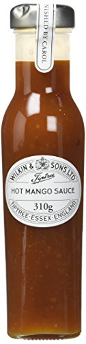 Hot Mango Sauce Wilkin & Sons aus England